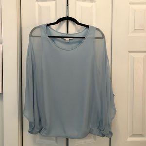 EUC Diane von furstenberg blouse